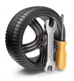 services de pneus , reparation st-hunert